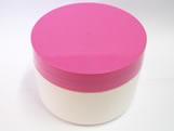 Pote Redondo S9 250g Branco/Rosa