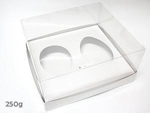 Choco Combo-8 Caixa Páscoa 250g, Medidas: 19 X 17.5 X 9 cm