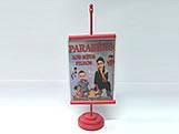 Mini Banner Vermelho
