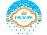 Adesivo Príncipe Ref 5868