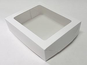 Caixa 12 Visor (Branca)