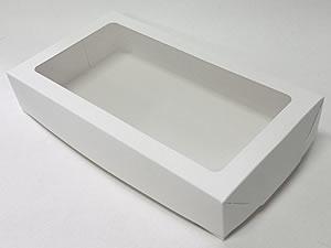 Caixa 18 Visor (Branca)