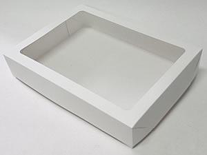 Caixa 24 Visor (Branca)