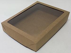 Caixa 24 Visor (Kraft)