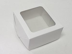 Caixa 4 Visor (Branca)