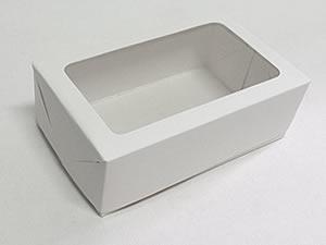 Caixa 6 Visor (Branca)