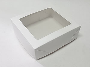 Caixa 9 Visor (Branca)