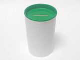 Cofrinho para Lembrancinhas Verde Escuro Plástico