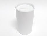 Cofrinho para Lembrancinhas Branco Plástico