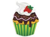 Convite Cupcake Ref-6233
