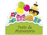 Convite Festa de Aniversário Ref-6234