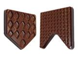 Forma Bandeirinhas Ref.9421 BWB, Medidas: 24 x 18.5 x 0.6 cm