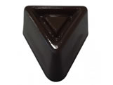 Forma Bombom Geométrico Triângulo 9g Ref.9362 BWB