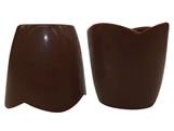 Forma com Silicone Copo Mousse 14g Ref.9408 BWB, Medidas: 24 x 18.5 x 3.5 cm