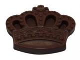 Forma Coroa da Rainha 13g Ref.9358 BWB, Medidas: 24 x 18.5 x 0.8 cm