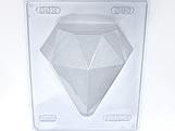 Forma com Silicone Ovo Diamante 500g Ref.852 BWB