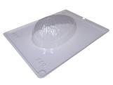 Forma com Silicone Ovo de Páscoa Texturizado Gouge 250g Ref.9328 BWB, Medidas: 24 x 18.5 x 5 cm