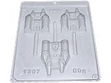 Forma Pirulito Castelo 50g Ref.1367 BWB