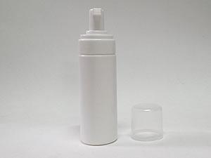 Frasco Espumador 150ml Branco com Válvula