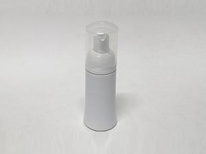 Frasco Espumador 50ml Branco com Válvula