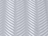 Placa de Textura Plumas Ref.9377 BWB, Medidas: 50 x 24 x 0.2 cm