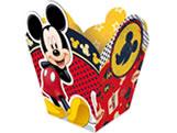 Cachepot Pequeno Mickey Classico 08unid Regina Festas