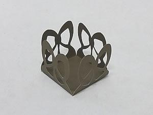 Caixeta Laço J-77 24unid Ouro