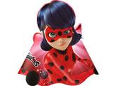 Chapéu de Aniversário Miraculous Ladybug 08unid Regina