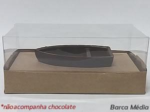 Choco Barca M Combo-28 Kraft