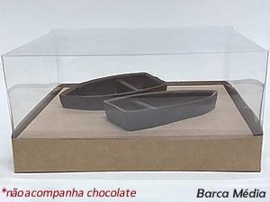 Choco Barca M Combo-30 Kraft
