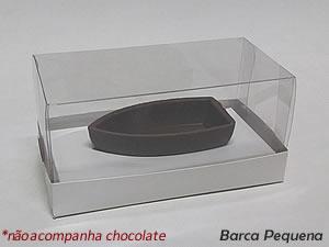Caixa de Acetato Choco Barca P Combo-26
