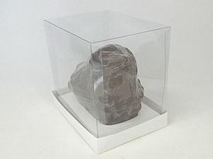 Choco Combo-39 Caixa para Ovelha de Chocolate Frente/Costa 160g Ref.857/858 BWB
