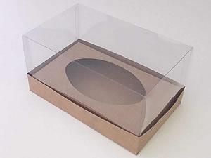 Choco Combo-41 KRAFT Caixa para Ovo Cacau de Chocolate 255g Ref.862 BWB