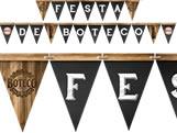 Faixa Festa de Bar Boteco Festcolor, Medidas: 2.40m x 13 x 19 cm
