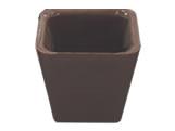 Forma com Silicone Caixinha Alongada 11g Ref.9433 BWB, Medidas: 24 x 18.5 x 3 cm