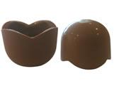 Forma com Silicone Copo Mousse2 11g Ref.9409 BWB, Medidas: 24 x 18.5 x 2.9 cm