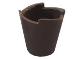 Forma com Silicone Copo Mousse4 11g Ref.9435 BWB