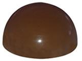 Forma com Silicone Esfera de 50mm 5cm 15g Ref.9419 BWB, Medidas: 24 x 18.5 x 2.5 cm