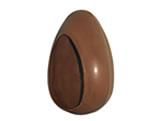 Forma com Silicone Ovo Toca do Coelho 100g Ref.9438 BWB, Medidas: 24 x 18.5 x 10 cm