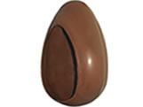 Forma com Silicone Ovo Toca do Coelho 150g Ref.9439 BWB, Medidas: 24 x 18.5 x 10.9 cm