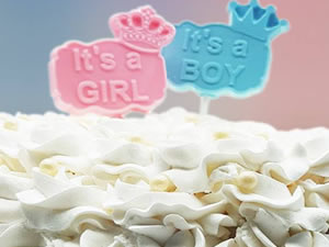 Forma Pirulito Its A Boy Its A Girl 21g Ref.9659 BWB