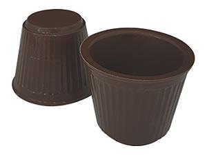 Forma com Silicone Copinho de Café 18g Ref.9460 BWB