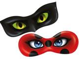 Mascara Miraculous Ladybug 06unid Regina