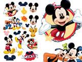 Mini Personagem Decorativo Mickey Classico 17unid Regina Festas