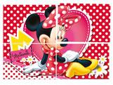 Painel para Decoração Red Minnie 01unid Regina Festas