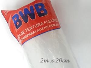 Placa de Textura Flexivel 2m x 20cm Matelasse Ref.9389 BWB
