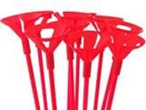 Suporte para Bexiga Vermelho Sólido Ref.9496 BWB