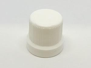 Tampa Lacre Branca 18mm para Frasco de Vidro