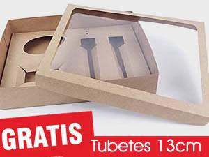Caixa Kit Confeiteiro Kraft 150g