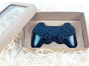 Caixa Kraft para Joystick PlayStation Grande Controle Video Game